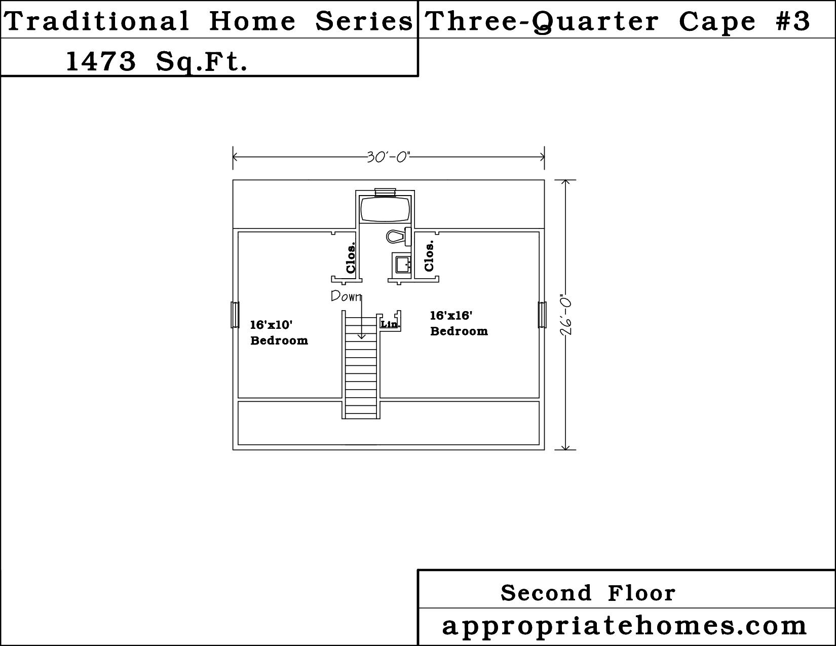 cape cod home design three quarter cape style house