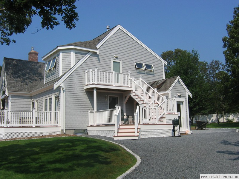 Remodeling contractor cape cod appropriate home design for Cape cod home additions