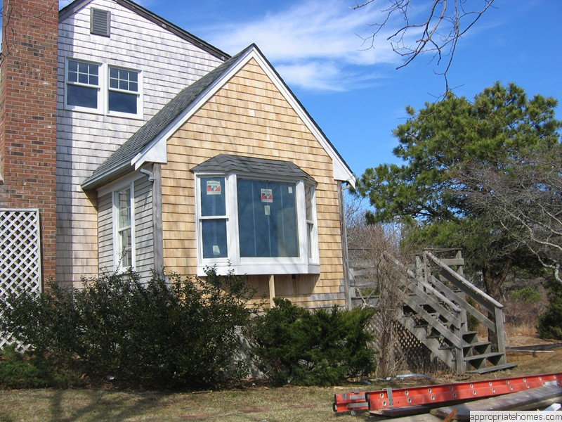 Topic cape cod shed dormer for Dormered cape