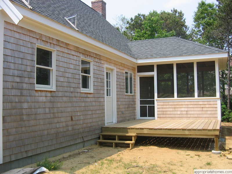 Remodeling Contractor Cape Cod Appropriate Home Design