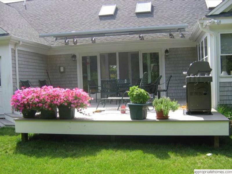 Decks And Decking Brewster Ma Deck Builder 02631