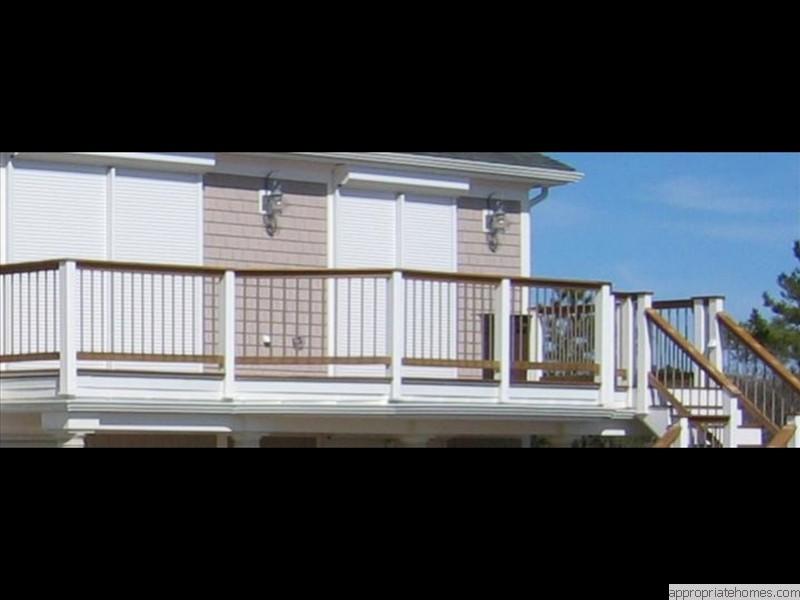Decks And Decking Cape Cod Deck Builder Deck Deck