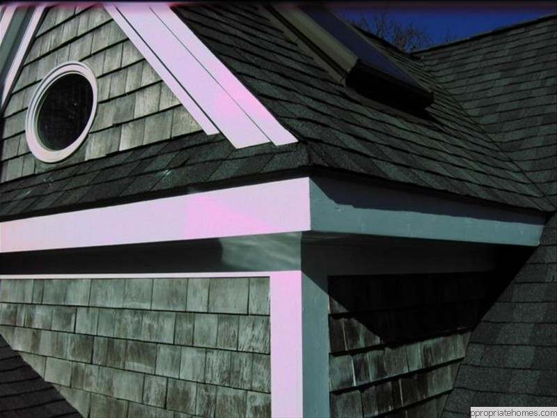 Gable End Trim Detail 1500 Trend Home Design 1500
