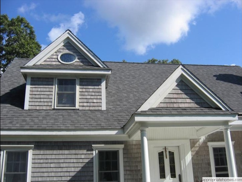 Painting contractor cape cod appropriate home design for Cape cod dormer