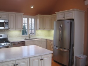 Corian witch hazel countertops